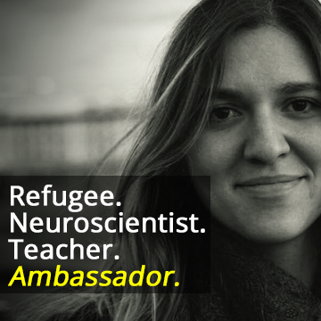 Refugee Returns to Raise Profile of Science in Kosovo