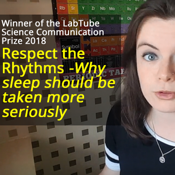 Respect the Rhythms- Why sleep should be taken more seriously.