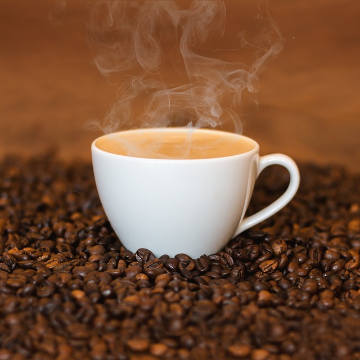 The Coffee Cannabis Connection