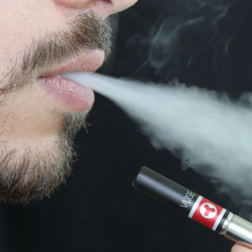 Vaping Cannabis May Expose Users to Carcinogenic Compounds