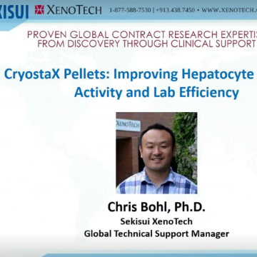 Webinar: Improving hepatocyte activity, pooling and lab efficiency