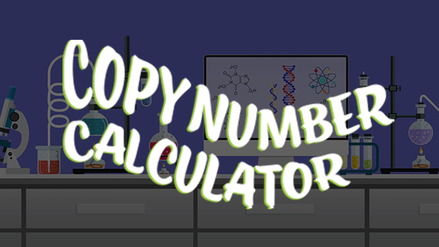 Copy Number Calculator